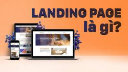 Landing page là gì? Định nghĩa toàn tập về landing page